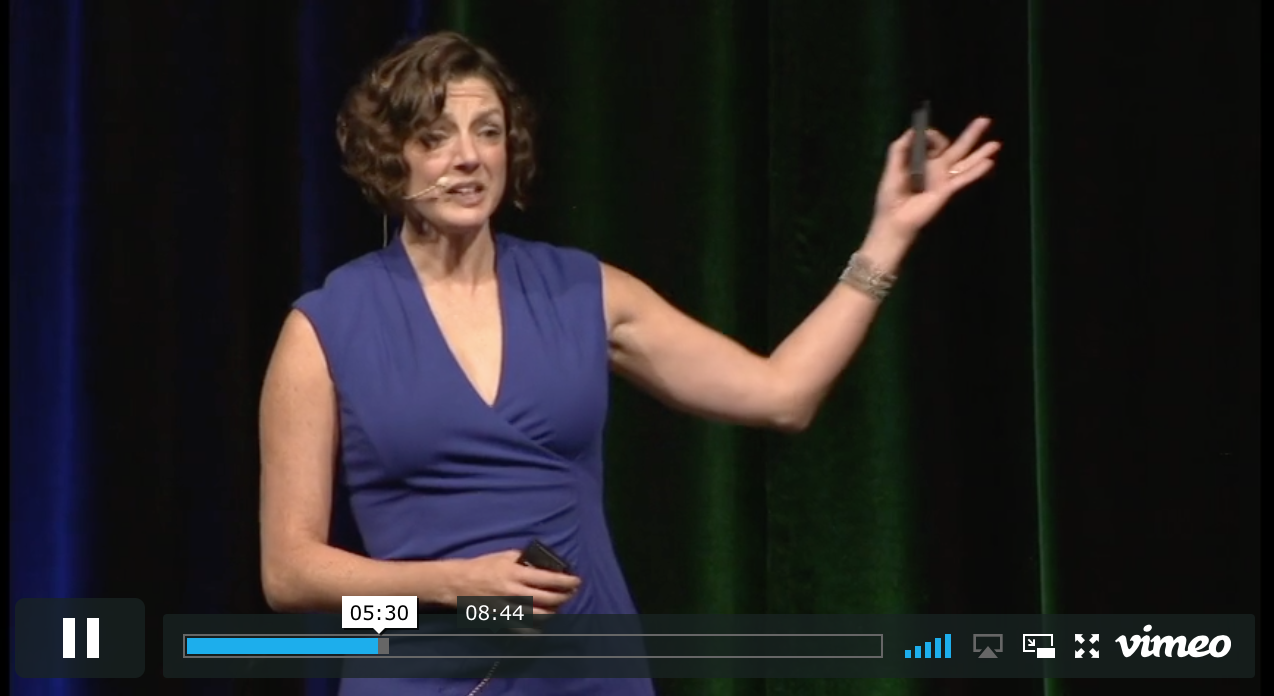 "TED-Style Talk: The Case for ""Thank You"", Sara Algoe"