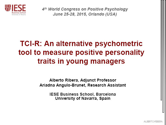 ips 85 tci r an alternative psychometric tool to measure positive personality traits in young managers